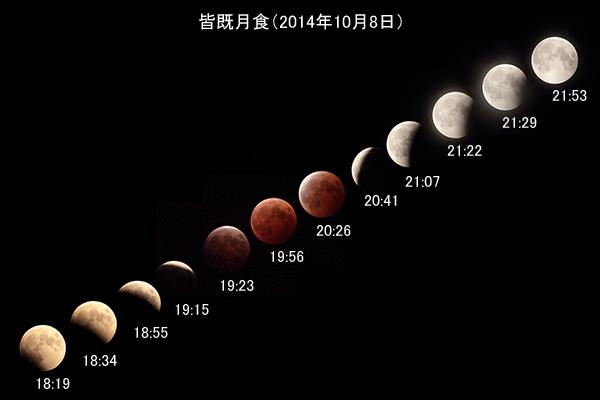 2014-10-08皆既月食
